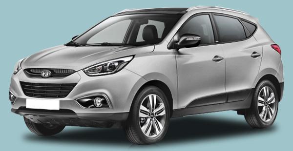 Кроссовер Hyundai ix35 2020 в новом кузове: комплектации и ...